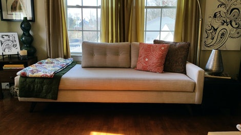 Hopson Chaise - Photo by Mary Shew