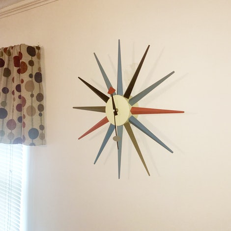 Vernon Clock - Photo by John Poole