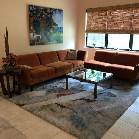 Sensational Hyland Corner Sectional Uwap Interior Chair Design Uwaporg