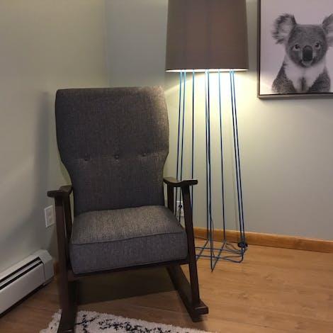 Keyser Rocking Chair - Photo by Sarah Greising