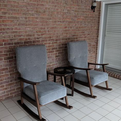 Keyser Rocking Chair - Photo by Dan Thompson
