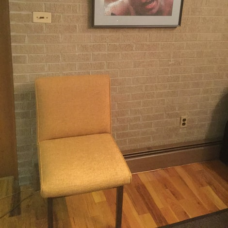 Morris Dining Chair - Photo by Tameka Brown