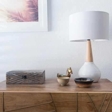 Bryce Table Lamp - Photo by Jen Campbell