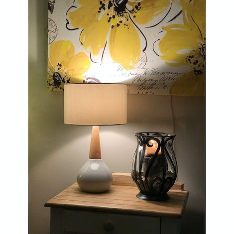 Bryce Table Lamp - Photo by Janice  Vlachos