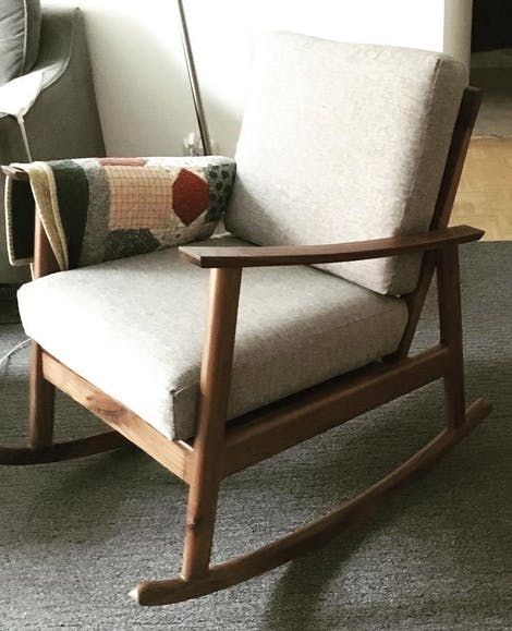 Paley Rocking Chair - Photo by Sadie C.