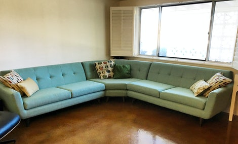 Stupendous Hughes Round Corner Sectional Gamerscity Chair Design For Home Gamerscityorg