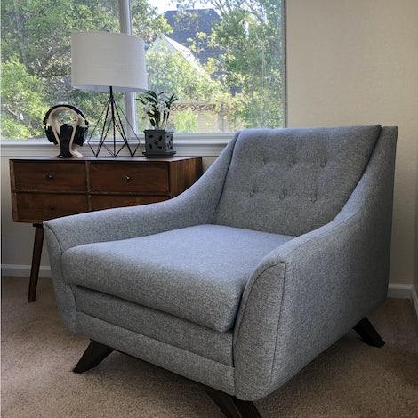 Pleasant Aubrey Chair Creativecarmelina Interior Chair Design Creativecarmelinacom