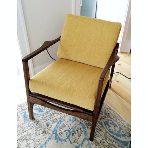 Graham Chair - Photo by Heidi C.