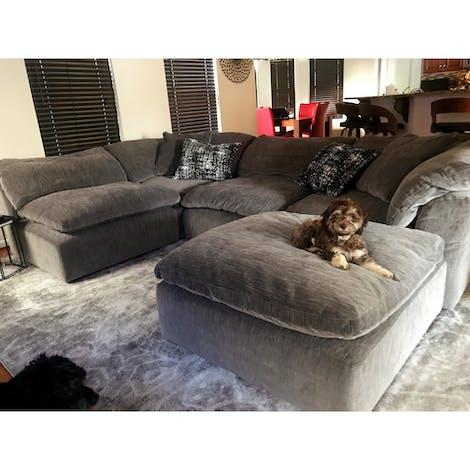 Bryant Modular Sofa (3 piece) - Photo by Jennifer Meadows