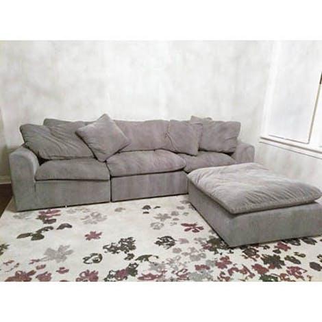 Bryant Modular Sofa (3 piece) - Photo by Indira Williams
