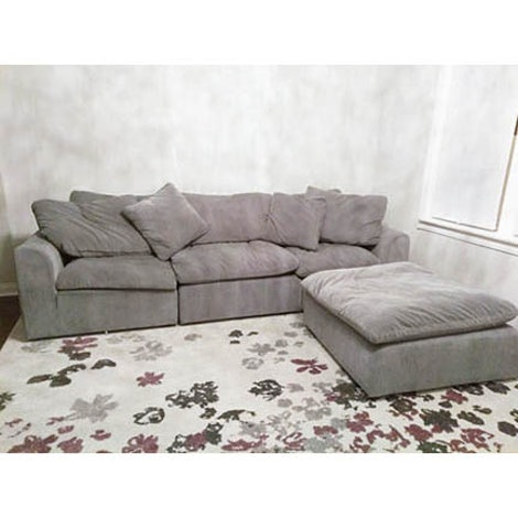 Bryant Modular Sofa (3 piece) - Photo by Indira Williams