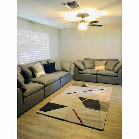 Bryant Modular Sofa (3 piece) - Photo by Amelia Peng