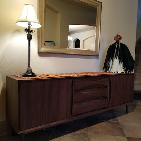 Stella Console Cabinet - Photo by Kevin Cozby