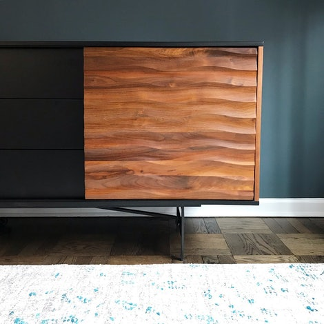Orion Console Cabinet - Photo by Isabella Patrick