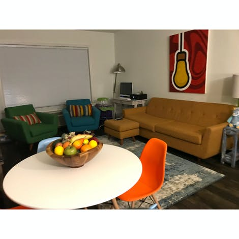 more photos 71010 5ff2a Joybird Hughes Sleeper Sofa   Baci Living Room