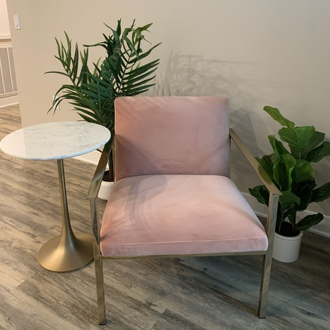 Orla Accent Chair - Photo by Allie Ashdown