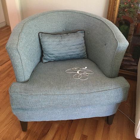 Leigh Chair - Photo by Cindy Lonnstrom