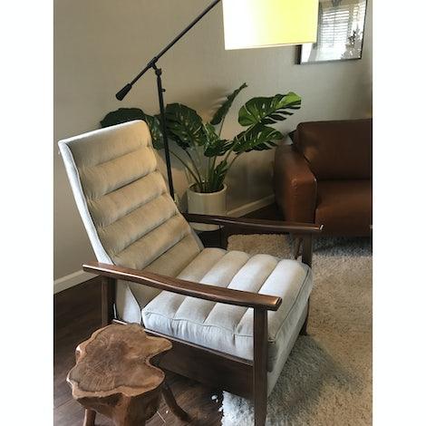 Enjoyable Langham Recliner Short Links Chair Design For Home Short Linksinfo
