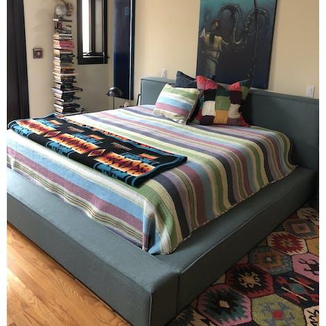 Lucca Bed - Photo by Adam Coppoletti
