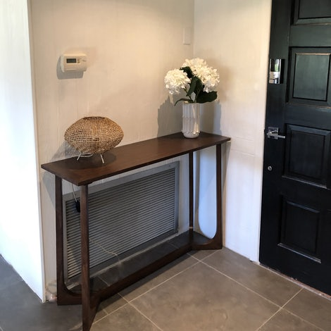 Elysian Entry Table - Photo by Ruth Grau