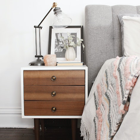 Blythe Nightstand - Photo by Kelsey Delange