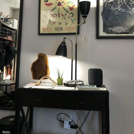 Kabir Task Lighting - Photo by Duran Riccio