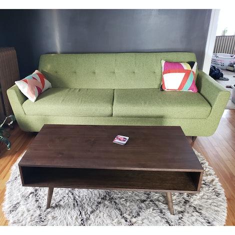 Hughes Sofa with Storage - Photo by Kathryn Behrens
