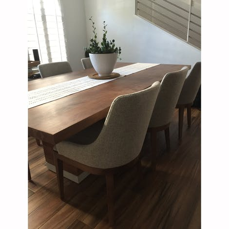 Gaston Dining Chair - Photo by Michelle Fortich