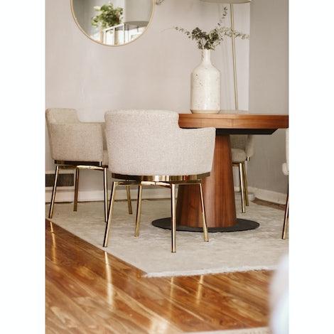 Verdi Dining Chair - Photo by Go Fish Digital