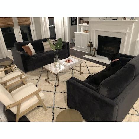 Marvelous Briar Collection Joybird Dailytribune Chair Design For Home Dailytribuneorg