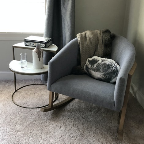 Bell End Table - Photo by Jenny Zhang