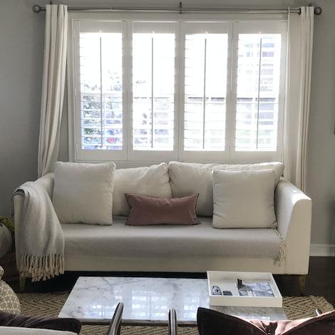 Ainsley Sofa - Photo by Vanessa Valentine