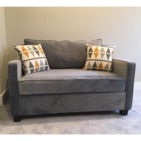 Brooks Twin Sleeper Sofa - Photo by Jane Brookman