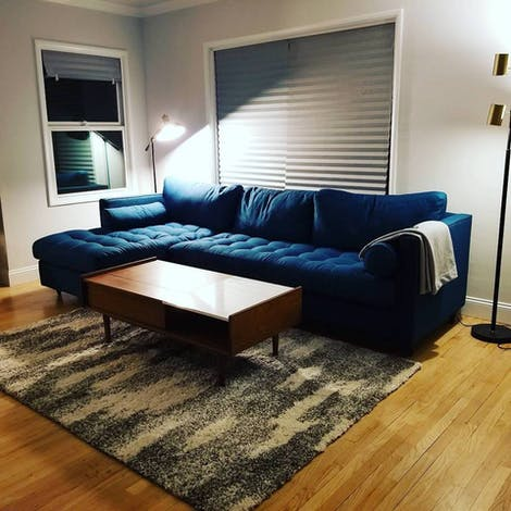 Briar Sectional - Photo by Tom P