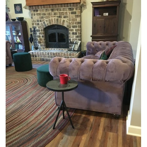Bette End Table - Photo by Danielle Knowland