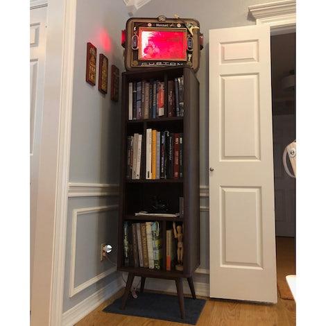 Owen Bookcase - Photo by Jimmy Crow