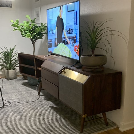 Collen Media Console - Photo by Jeremy Thone